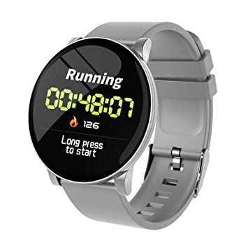 XUWLM Pulsera Sport Smart Watch Hombres Mujeres Blood Oxygen ...