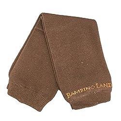 Bambino Land Leg Warmers Solid (Brown)