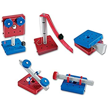 Learning Resources Simple Machines, Set of 5