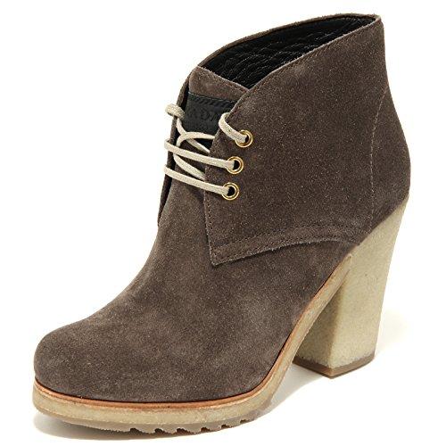 Stivale Polacchino Scarpa Boots Sport 68266 Prada Women Vintage Grigio Shoes Donna q6XfwSpw