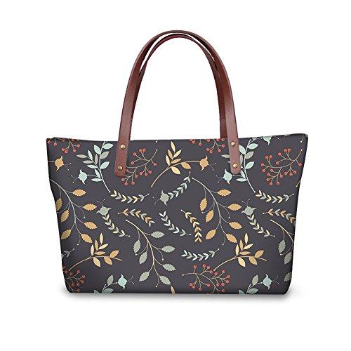 Tote Women Bages W8ccc4268al Casual Fruit FancyPrint Print Handbags AfxqwRF