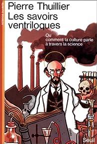 """Résultat de recherche d'images pour """"Les savoirs ventriloques"""""""