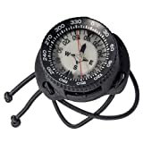 Mares XR Hand Compass with Bungee Holder