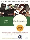 Mathematics Made Simple, Thomas Cusick, 0767915380