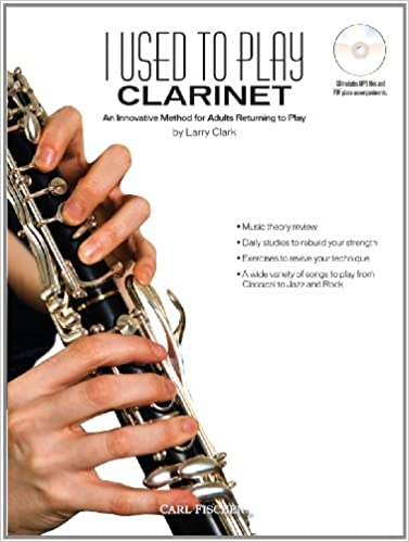 Larry Clark The Complete Scale Compendium Clarinet Learn to Play MUSIC BOOK