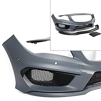 Mercedes Benz CLA 14-16 AMG Style Front Bumper Cover w