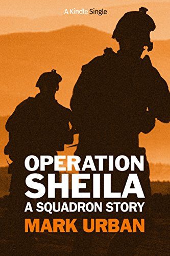 Operation Sheila: A Squadron Story (Kindle (Mens Counter Short)