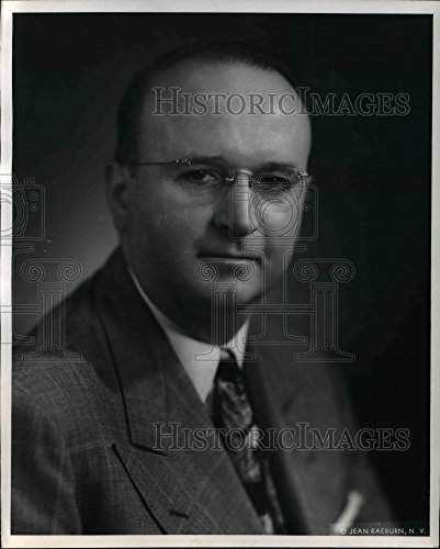 1967 Press Photo James T  Sheeby Executive Vice President Rayonier   Ora82593
