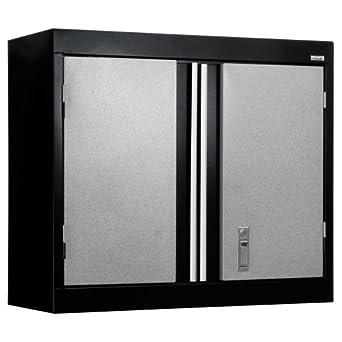Sandusky Lee GW1F301226 M9 Welded Steel Wall Cabinet, 1 Adjustable Shelf,  26u0026quot;
