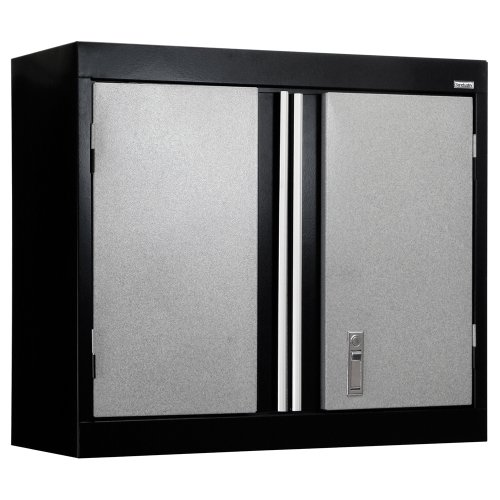 Sandusky Lee GW1F301226-M9 Welded Steel Wall Cabinet, 1 Adjustable Shelf, 26