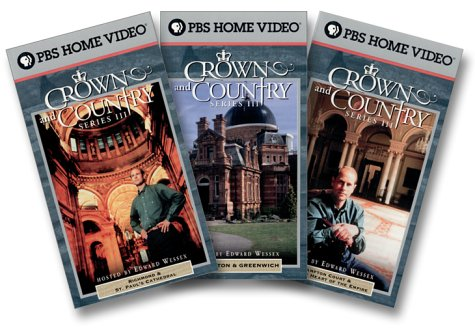 Crown and Country III - 3 Pack [VHS]