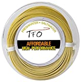 TFO Weight Forward Floating Fly Fishing Line, Light Olive, WF4F …