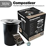 Compostizer Introducing Built in 2 Gal Countertop