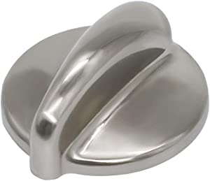 Primeswift WB03K10303 Heavy Metal Cooktop Control Knob,Replacement for GE Stove Oven AP4980246,PS3486484