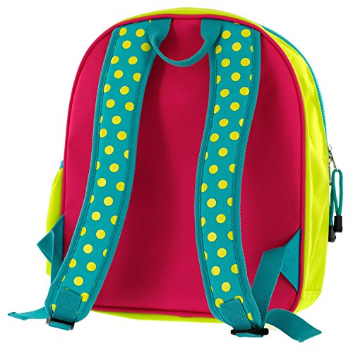 16b90cf82e Crocodile Creek Personalized Kids Whimsical Owl School or Travel Backpack -  14 Inches