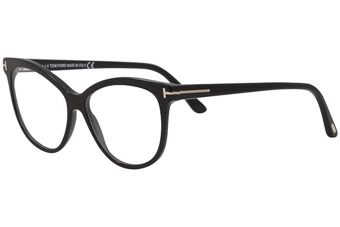 e38f3e7112 Tom Ford Unisex Adults  FT5511 Optical Frames