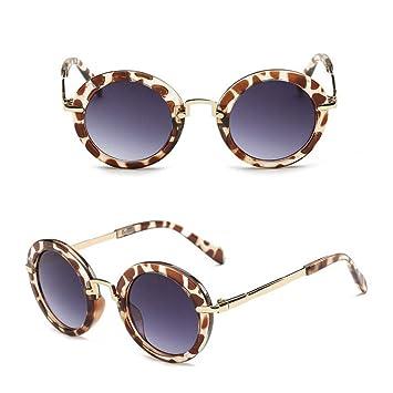 LLLM Gafas de sol Gafas de Sol para niños Gafas de Sol para ...