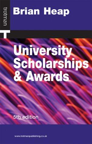 University Scholarships and Awards