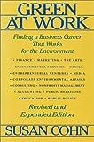 Green at Work, Susan Cohn, 1559633336