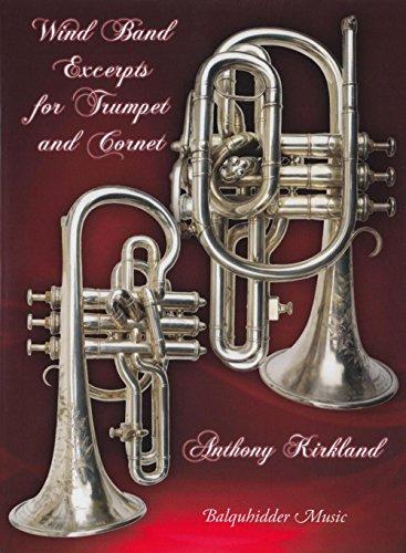 Carl Fischer Wind Band Excerpts for Trumpet -