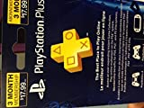 3-Month Playstation Plus Membership - PS3/ PS4/ PS Vita [Mail Code]