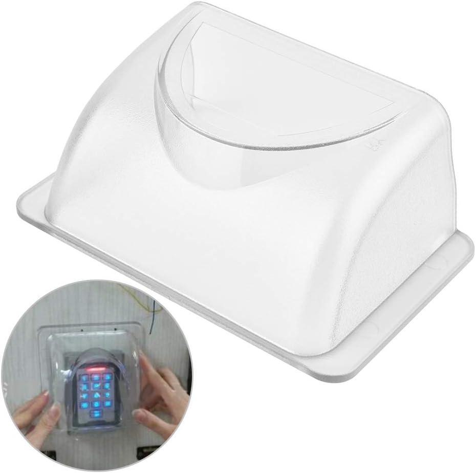 Waterproof Shell for Door Access Control Keypad Controller Biunixin Plastic Rain Cover
