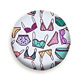 Color Underwear Bras Panties Universal Spare Wheel Tire Cover Fit for Truck Camper