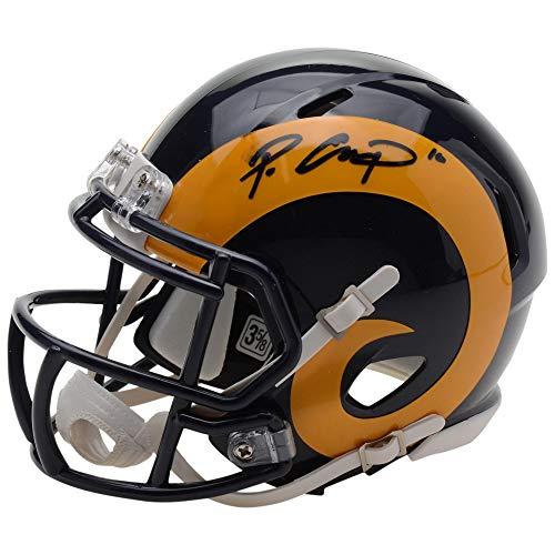 Pharoh Cooper Los Angeles Rams Autographed Mini Helmet - BAS - Beckett Authentication - Autographed NFL Mini Helmets