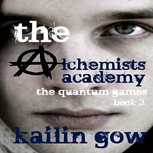 The Quantum Games Audiobook