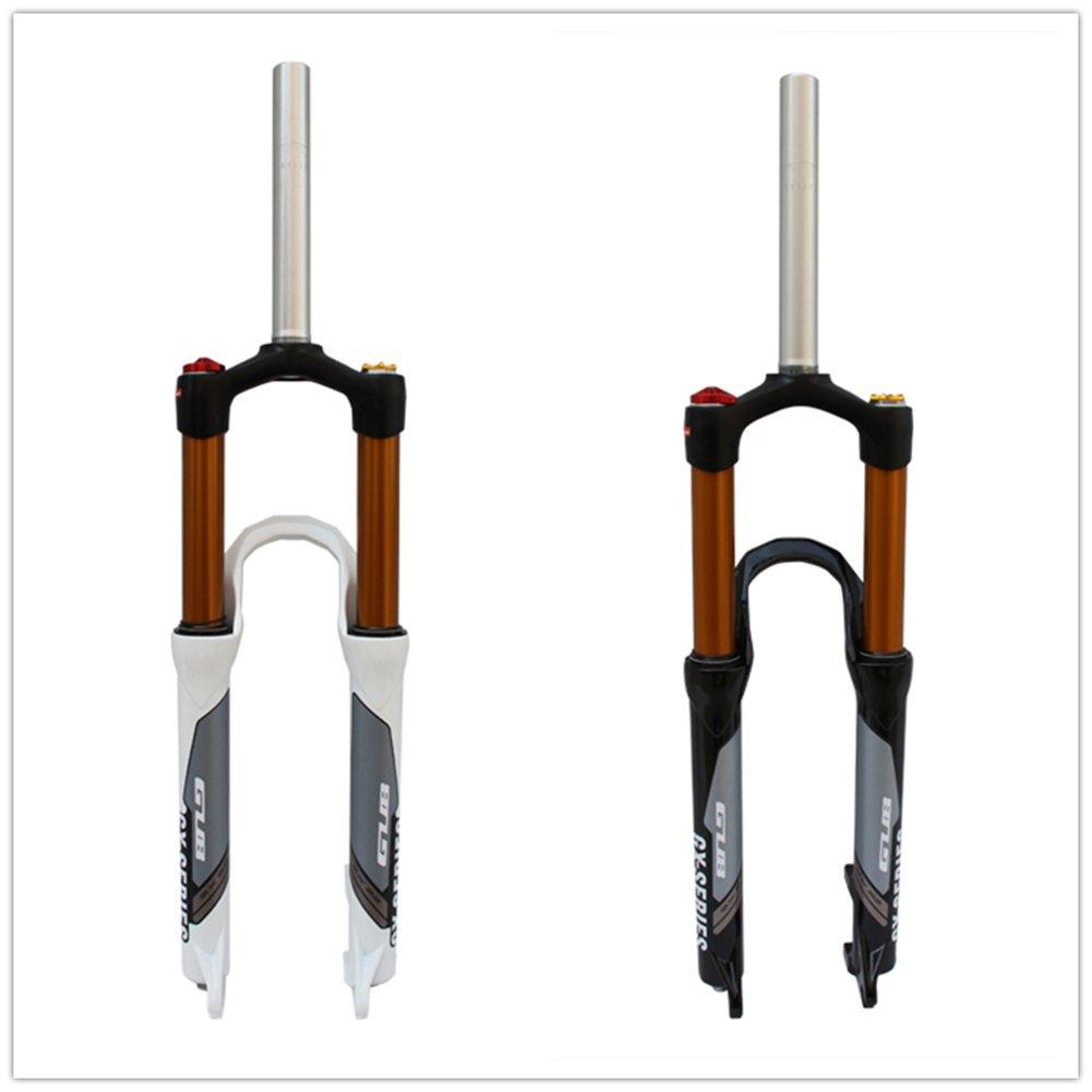 GUB GX-32 26 Inch Mountain Bike Disc Air Suspension Fork Flat 1-1/8