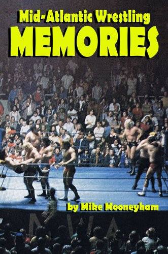 Used, Mid-Atlantic Wrestling Memories for sale  Delivered anywhere in USA