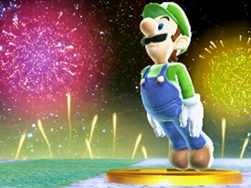 Luigi's Classic Mode (Super Mario Smash)