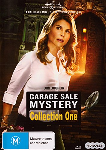 Garage Sale Mystery 4 Film Collection One Garage Sale Mysteryall That Glittersthe Deadly Roomthe Wedding Dress