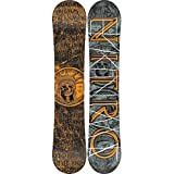 Nitro Swindle Snowboard One Color, 148cm
