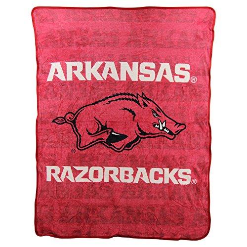 The Northwest Company NCAA Plush Tailgate Throw Blanket 46