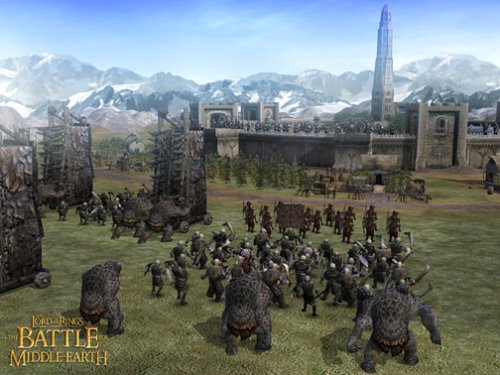 lotr battle for middle earth 1 crack no cd