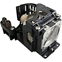 Electrified ET-SLMP102 Replacement Lamp with Housing for Panasonic Projectors