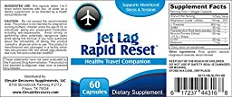 Jet Lag Pills (Time Zone Travel Relief Remedy)