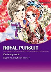 ROYAL PURSUIT (Harlequin comics)