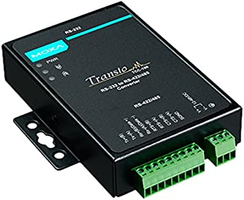 MOXA TCC-100 CONVERTER RS-232 TO RS-422//485