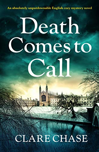 Pdf Thriller Death Comes to Call: An absolutely unputdownable English cozy mystery novel (A Tara Thorpe Mystery Book 3)