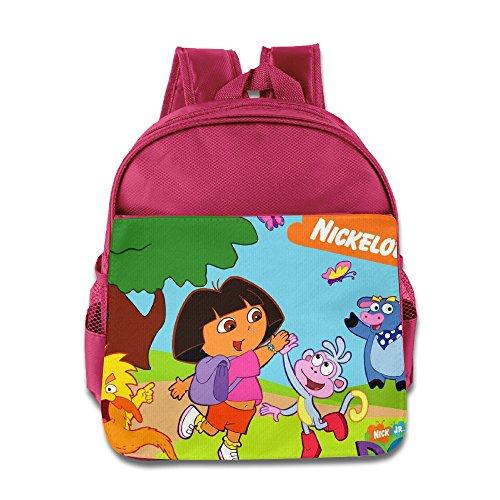 Dora Trolley School Bag - 3