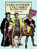 Christopher Columbus Paper Dolls, Tom Tierney, 048627098X