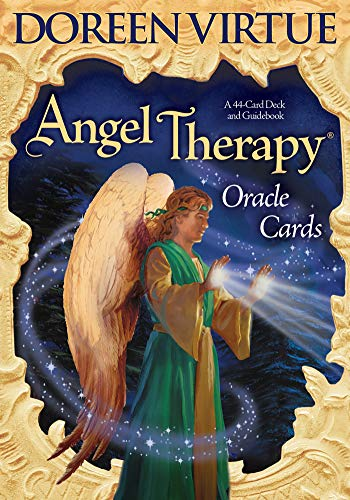 (Angel Therapy Oracle Cards: A 44-Card Deck and)