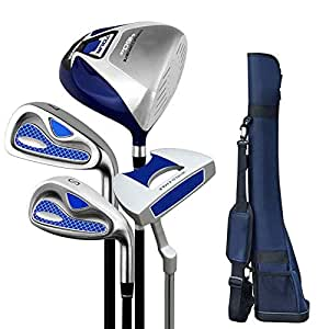 Conveniente Putter de Golf Práctica Completa Juego de Palos ...