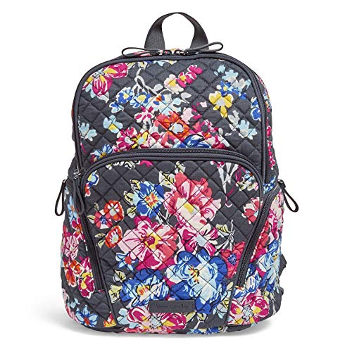 Vera Bradley Hadley Backpack, Signature Cotton, pretty Posies