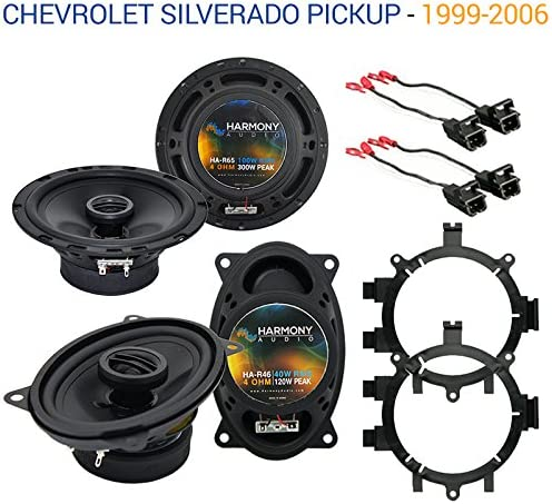 GMC Sierra 1999-2006 Factory Speaker Replacement Harmony R5 R46 Package New