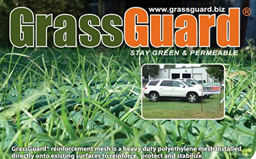 - GrassGuard Standard Duty (SD)