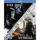 Star Trek XI/Star Trek Into Darkness Blu-ray