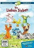 Die Lieben Sieben - Die schönsten Bilderbuchfilme: Geschichten aus der Villa Siebenklein
